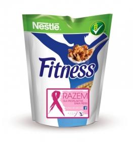 Nestlé FITNESS wspiera profilaktykę raka