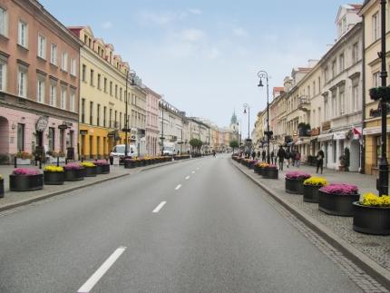 Nowy Świat najdroższą ulicą handlową w Polsce