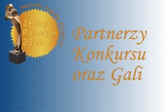 Partnerzy Konkursu oraz Gali