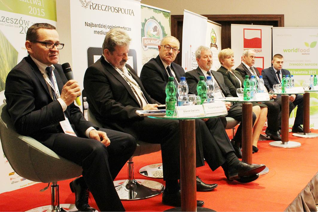 O przyszłości polskiego rolnictwa debatował Polski Kongres Rolnictwa.