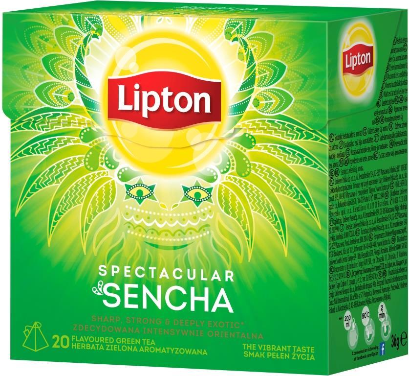 Lipton Spectacular Sencha