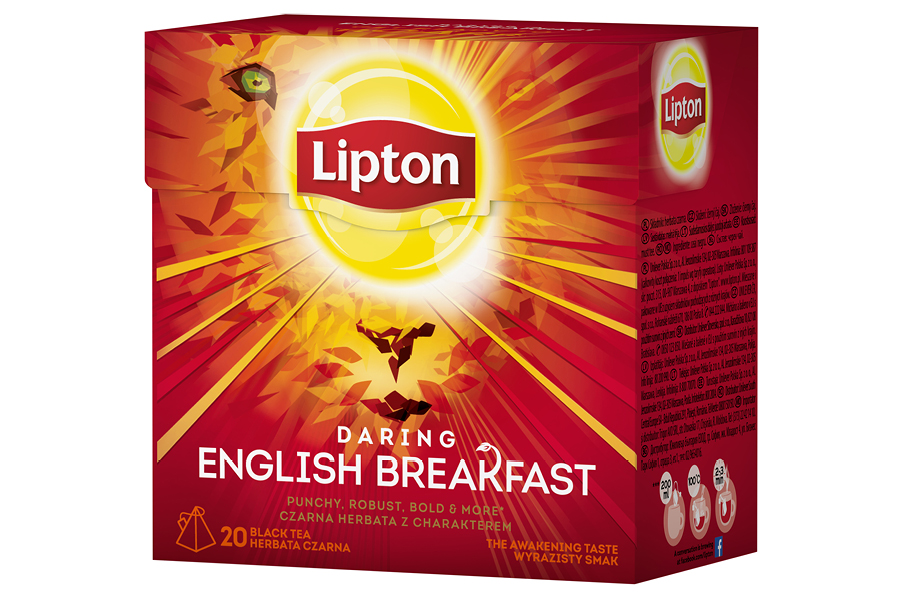Lipton Daring English Breakfast