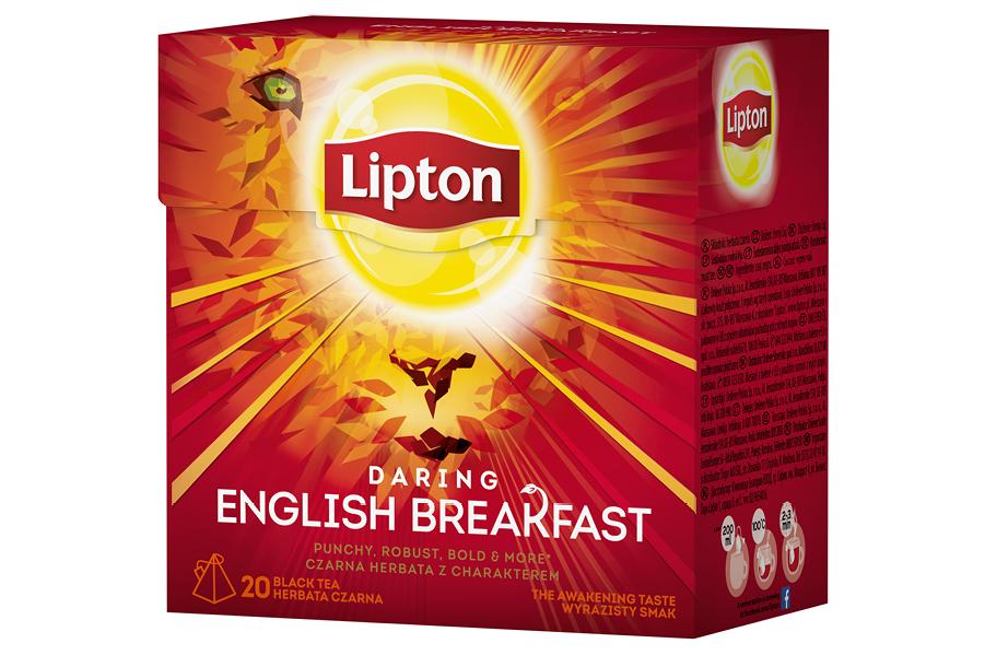 Lipton Daring English Breakfast