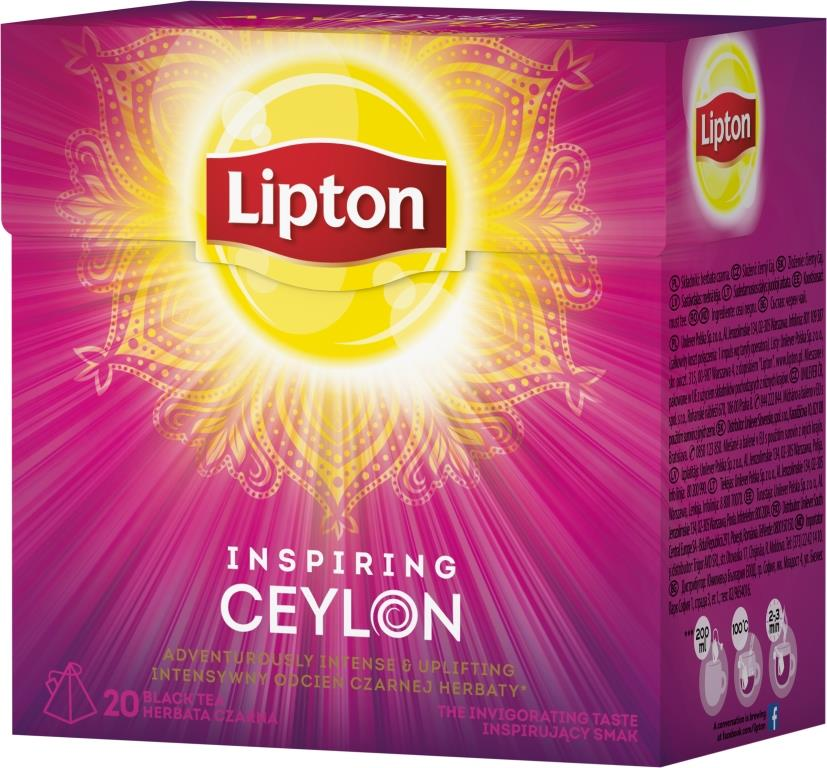 Liption Inspiring Ceylon