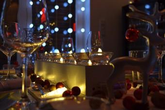 Alkohole i napoje naświątecznym stole