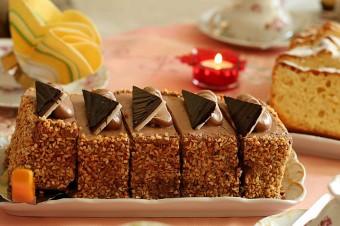 Zapach świątecznego ciasta