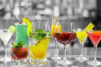 Rynek alkoholi smakowych i kolorowych