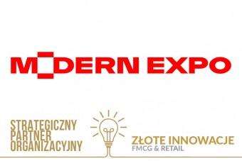 Modern-Expo Strategicznym Partnerem Organizacyjnym!