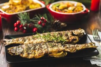 Ryba w świątecznym wydaniu