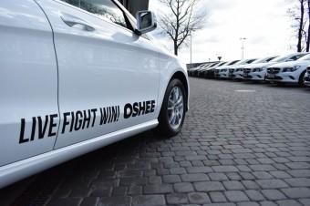 OSHEE w Mercedesie – na drodze do sukcesu
