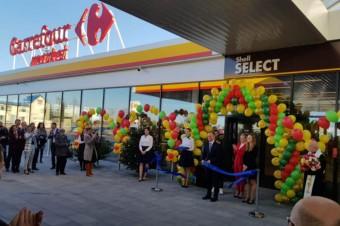 Nowy supermarket Carrefour w Kątach Wrocławskich