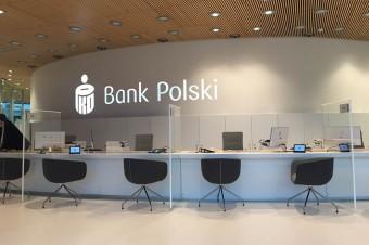 Nanovo Work Station w wybranych oddziałach PKO Banku Polskiego