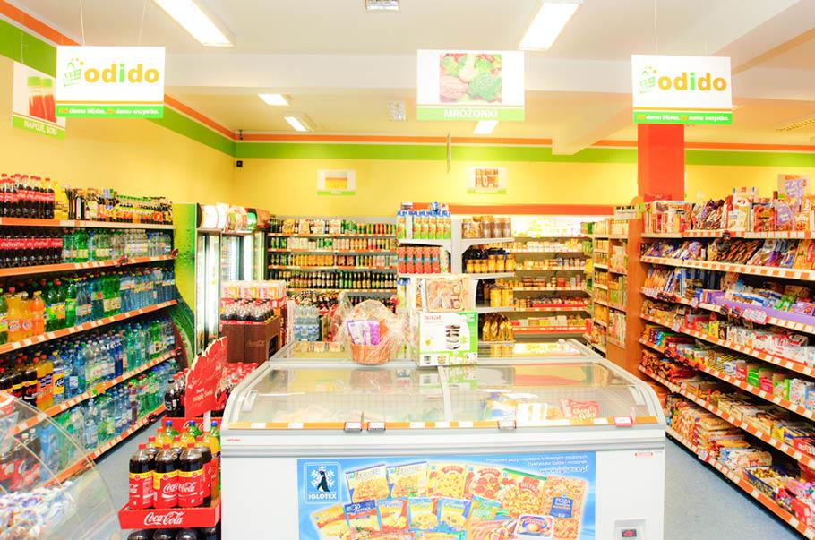 Rozwój sieci ODIDO – blisko 2530 sklepów w całej Polsce