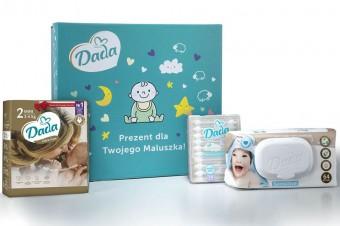 Prezenty dla noworodków dzięki wielkiej akcji Biedronki i Dady