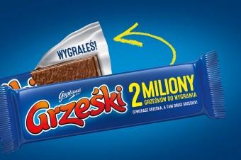 """""""2 Miliony Grześków do wygrania"""" w loterii marki"""