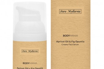 Apricot Oil & Opuntia Bodymania Stara Mydlarnia