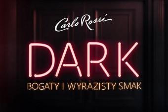 Sięgnij po nutę elegancji – poznaj bogate i wyraziste wino Carlo Rossi Dark!