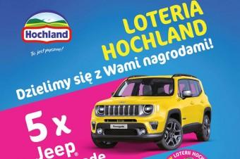 Loteria Hochland. Dzielimy się z Wami nagrodami!