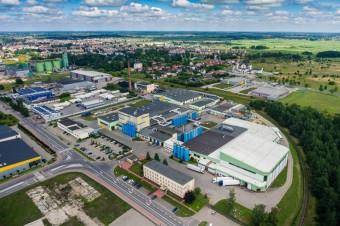 InvestEU – EBI udzielił SM Mlekpol kredytu w wysokości 50 mln EUR na rozbudowę zaplecza produkcyjnego, logistycznego i magazynowego