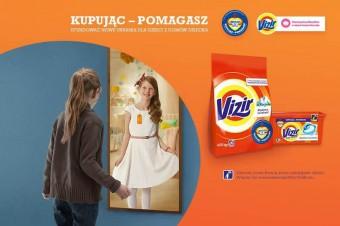 """Podaruj dzieciom """"Ubrania od Serca""""  - wystartowała 3. edycja kampanii marki Vizir i Towarzystwa Nasz Dom"""