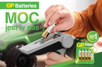 Moc jest w nas! – kampania GP Battery