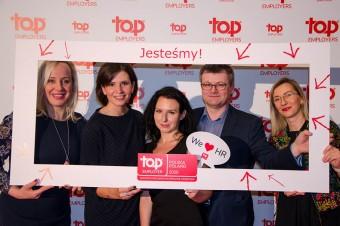 Sukces PepsiCo w Top Employers Polska