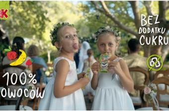 Kubuś Mus 100% – owoce od dziecka!