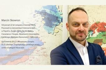 """Rozmowa z Marcinem Skowronem, Wiceprezesem ZT """"Bielmar""""."""
