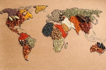 Świat na talerzu