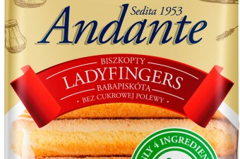 Biszkopty Andante Lady Fingers