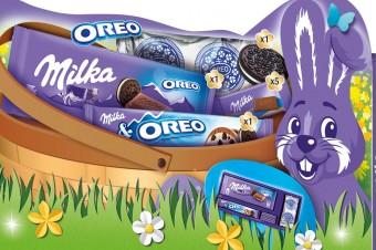 Milka na Wielkanoc