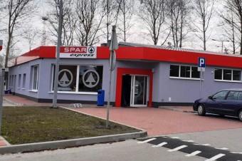 Nowy sklep SPAR Express w gminie Gromadka