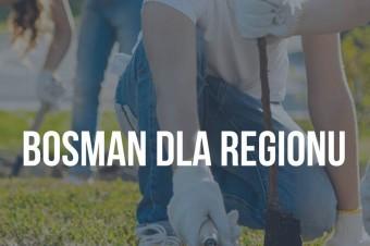Bosman przyznał granty na rozwój regionu