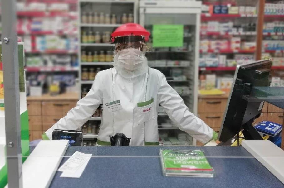 PharmaNET dziękuje farmaceutom, technikom i pracownikom central