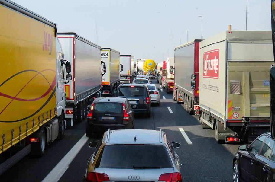Branża transportowa nie skorzysta na tarczy antykryzysowej