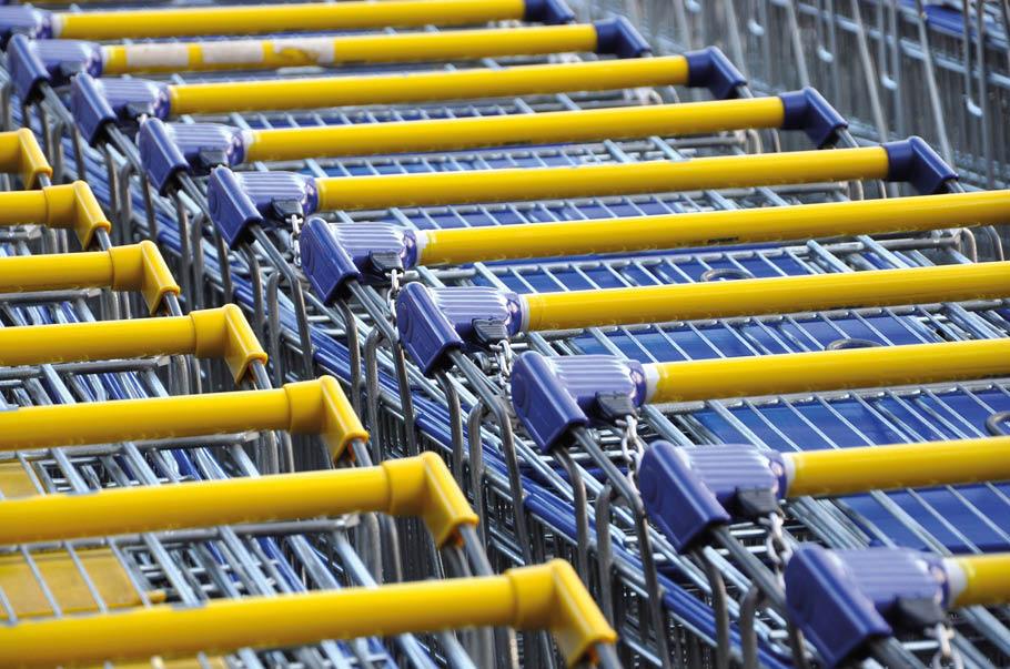 Godziny dla seniorów utrudniają pracę sklepów spożywczych