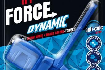 Wyróżnienie dla  Tri-Force Dynamic