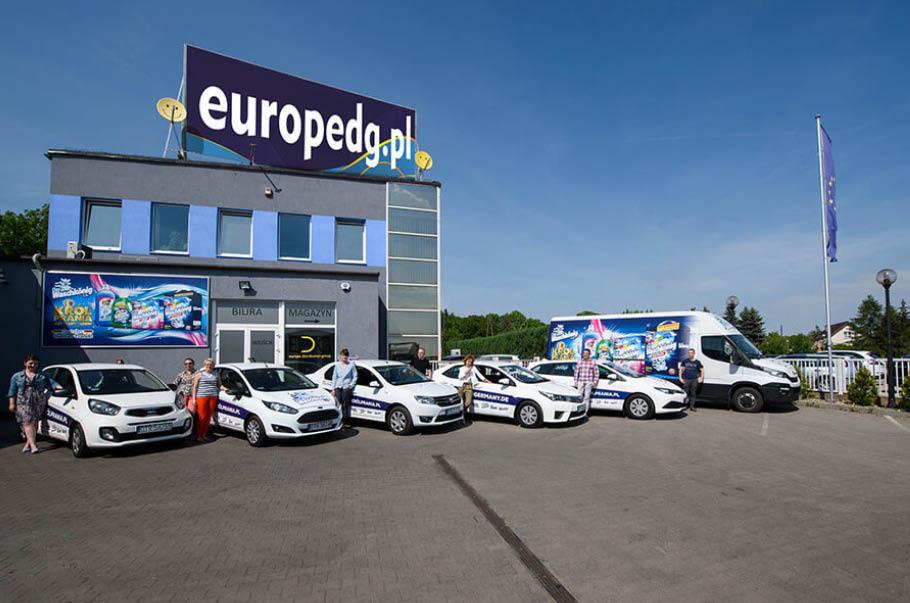 Europe Distribution Group pomoże szpitalom zakaźnym