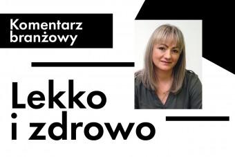 Aleksandra Szemik-Duda: Produkty bez glutenu, bez laktozy i wegańskie