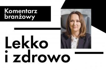 Małgorzata Cebelińska: Różnorodna i dobrze zbilansowana dieta to podstawa