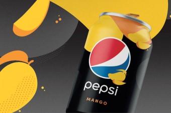 Pepsi Mango dołącza do odświeżonej rodziny wariantów smakowych Pepsi