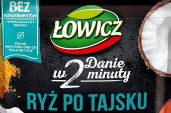 Dwa nowe dania w 2 minuty od Łowicza