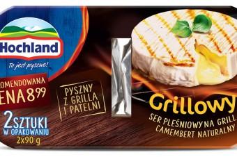 Hochland - sery na grill
