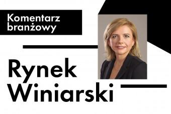 Magdalena Zielińska: Możemy spodziewać się, że rynek wina dotkną w tym roku istotne zmiany