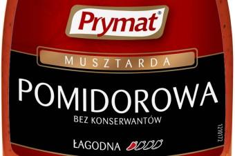 Nowe musztardy marki Prymat