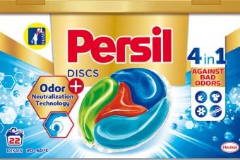 Higienicznie czyste pranie z Persil