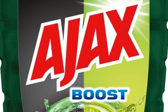 Ajax Boost Charcoal&Lime