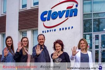 Clovin S.A. pomaga ratownikom medycznym