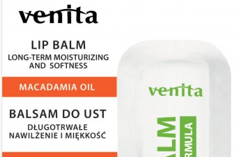 Venita – naturalny balsam do ust