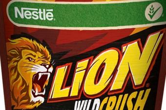Płatki z nadzieniem Nestlé